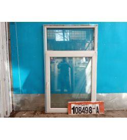 Пластиковые Окна Б/У 1830(в) х 1090(ш)
