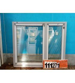 Пластиковые Окна 1370(в) х 1610(ш) REHAU