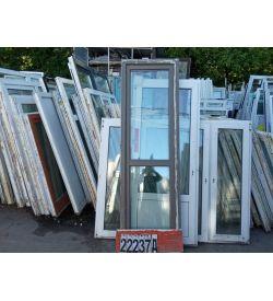 Пластиковые Двери Б/У 2240(в) х 700(ш) Балконные
