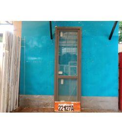 Пластиковые Двери Б/У 2500(в) х 800(ш) Балконные