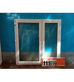 Пластиковые Окна Б/У 1420(в) х 1440(ш)