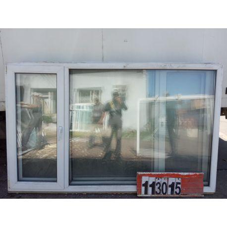 Окна Пластиковые Б/У 1430 (в) х 2350 (ш)
