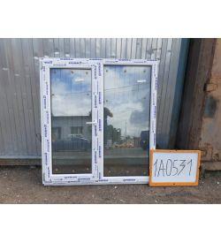 Пластиковые Окна 1400(в) х 1300(ш) Готовые WINTECH 70