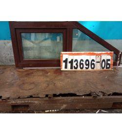 Пластиковые Окна Б/У 610(в) х 1540(ш) Трапециевидные VEKA Неликвид
