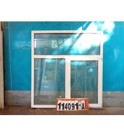 Пластиковые Окна БУ 1800(в) х 1660(ш)