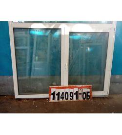 Пластиковые Окна БУ 1240(в) х 1660(ш) Неликвид