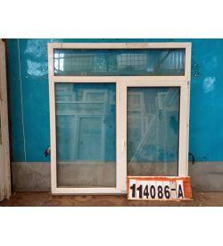 Пластиковые Окна БУ 1780(в) х 1660(ш)