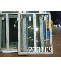 Пластиковые Окна 1350(в) х 1100(ш) VEKA