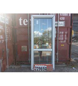 Пластиковые Двери 2160(в) х 940(ш) Балконные