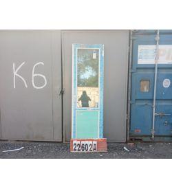 Пластиковые Двери 2230(в) х 670(ш) Балконные VEKA