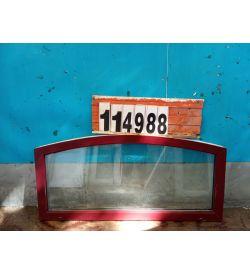 Пластиковые Окна БУ 630(в) х 1340(ш) Арочные