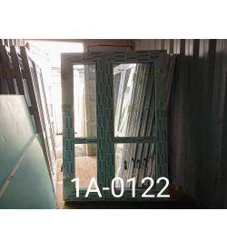 Двери Готовые Пластиковые 2050(в) х 1450(ш) Штульповые Входные WINTECH
