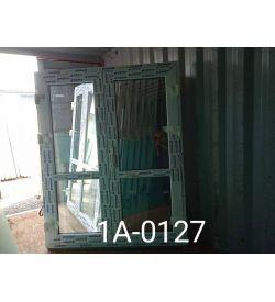Двери Готовые Пластиковые 2050(в) х 1650(ш) Штульповые Входные WINTECH