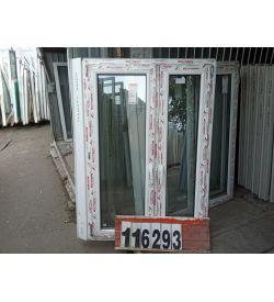 Пластиковые Окна 1430(в) х 970(ш) Schtern
