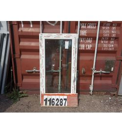 Пластиковые Окна 1430(в) х 740(ш) Schtern