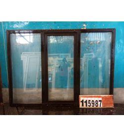 Пластиковые Окна БУ 2360(в) х 1700(ш)