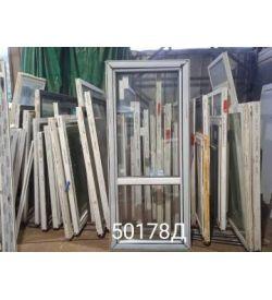 Пластиковые Двери 2170(в) х 940(ш) Балконные SCHTERN