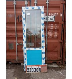 Пластиковые Двери 2240(в) х 750(ш) Балконные
