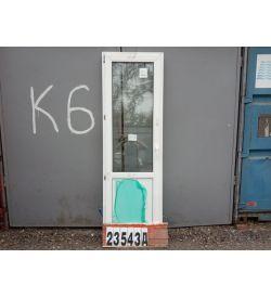 Двери Пластиковые 2170(в) х 700(ш) Балконные Reachmont