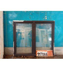 Пластиковые Окна Б/У 1580(в) х 1860(ш)