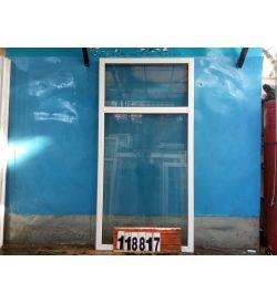 Пластиковые Окна Б/У 2240(в) х 1130(ш)