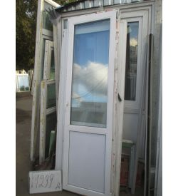 Дверь пластиковая 2360х730