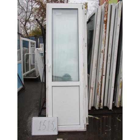 Дверь пластиковая 2330х670