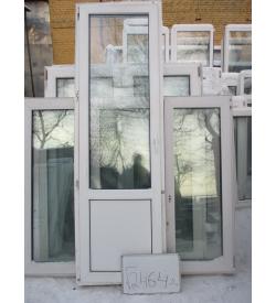 Дверь пластиковая 2260х700