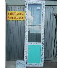Дверь пластиковая 2300х690