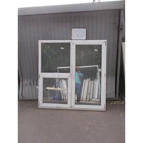 Окно пластиковое 1640х1610