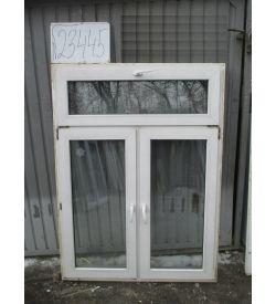 Окно пластиковое 1740х1300
