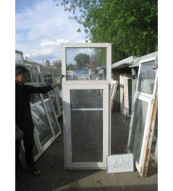 Окно пластиковое 2010х760