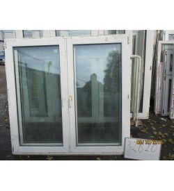 Окно пластиковое 1550х1620