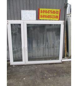 Окно пластиковое 1430х1780