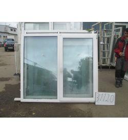 Окно пластиковое 1590х1780