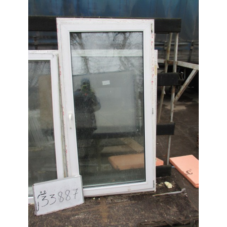 Окно пластиковое 1690х880
