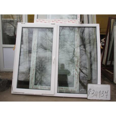 Окно пластиковое 1510х1770