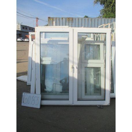 Окно пластиковое 1680х1630