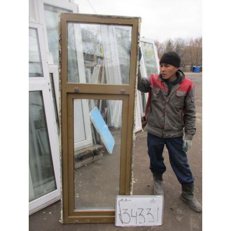 Окно пластиковое 1820х650