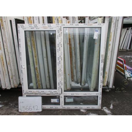 Окно пластиковое 1550х1480