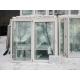 Окно пластиковое 1600х1750