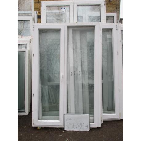 Окно пластиковое 1830х1180