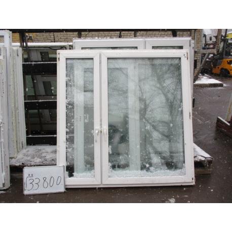 Окно пластиковое 1560х540