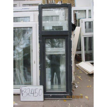 Пластиковые Окна Б/У 1750(в) х 610(ш)