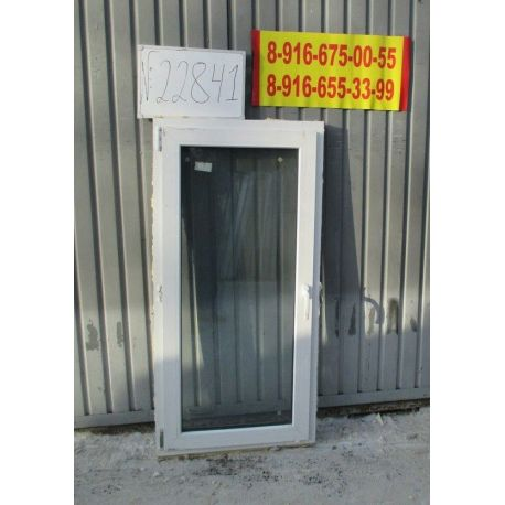 Окно пластиковое 1480х720