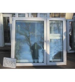 Окно пластиковое 1560х1760