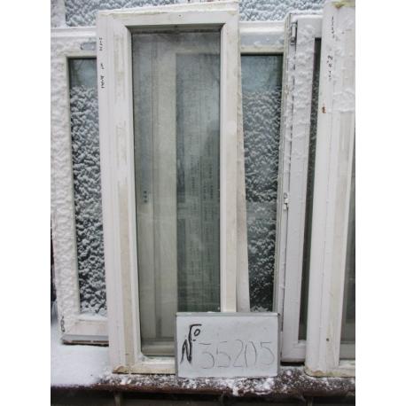 Окно пластиковое 1480х480