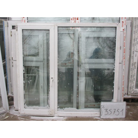 Пластиковые Окна Б/У 1580(в) х 1710(ш)