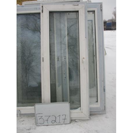 Окно пластиковое 1540х620
