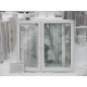 Окно пластиковое 1570х1740